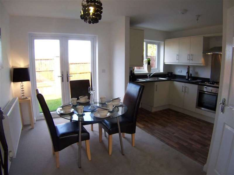3 Bedrooms Property for sale in Plot 29 Boundary Park, Boundary Drive, Oldham, OL1