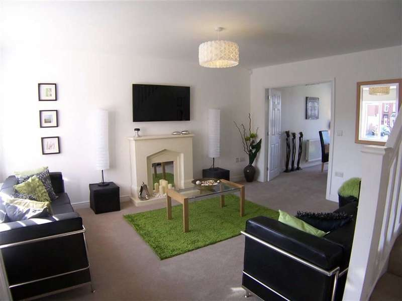 3 Bedrooms Property for sale in Plot 27 Boundary Park, Boundary Drive, Oldham, OL1
