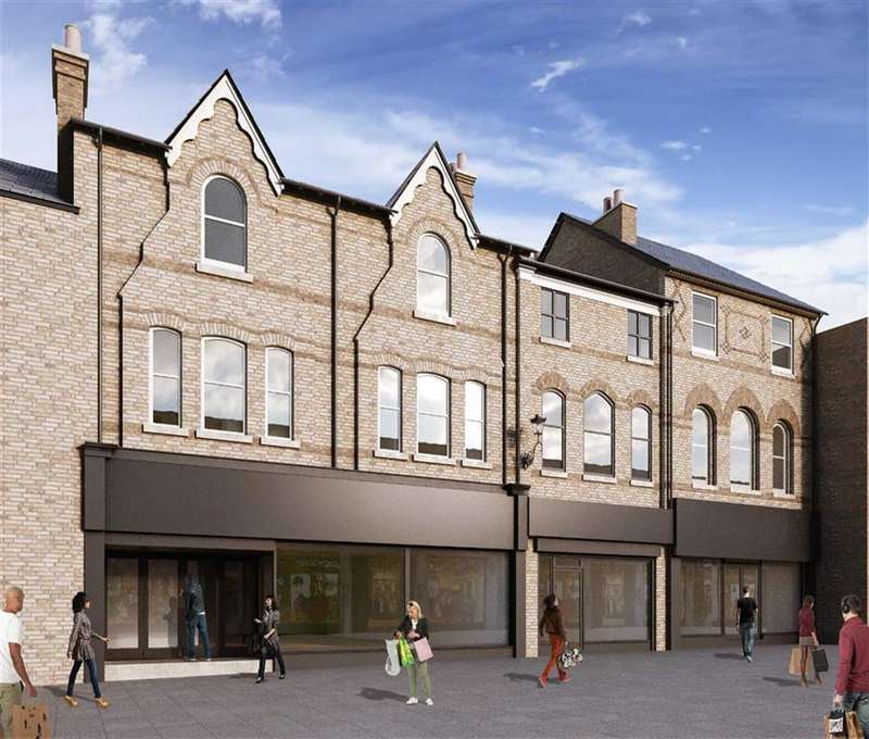 2 Bedrooms Property for sale in George Street, The Causeway, Altrincham