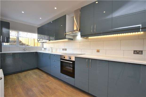 3 Bedrooms Terraced House for sale in Muller Road, Horfield, Bristol, BS7 9ND
