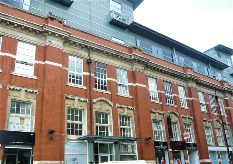 2 Bedrooms Apartment Flat for sale in The Sorting House, 83 Newton Street, Manchester, M1 1ER