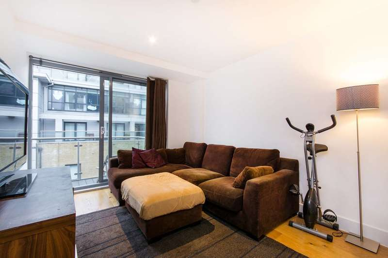 1 Bedroom Flat for sale in Scarbrook Road, Croydon, CR0