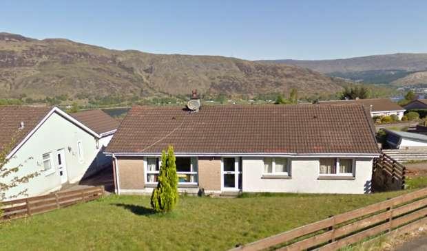 3 Bedrooms Detached Bungalow for sale in Lanark Pl, Fort William, Inverness-Shire, PH33 6UD
