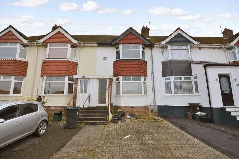 2 Bedrooms Terraced House for sale in St Peters Rise, Bristol