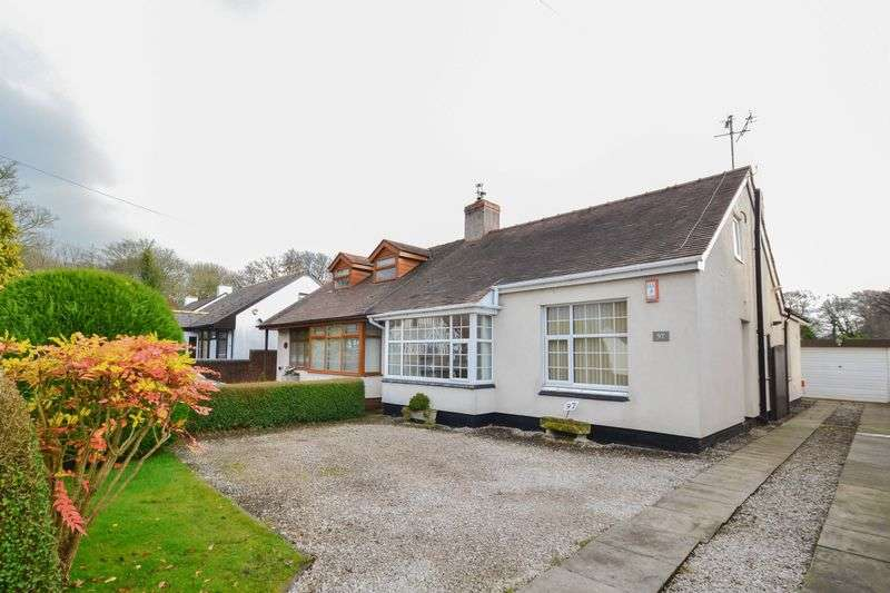 2 Bedrooms Semi Detached Bungalow for sale in Liverpool Road, Hutton, Preston