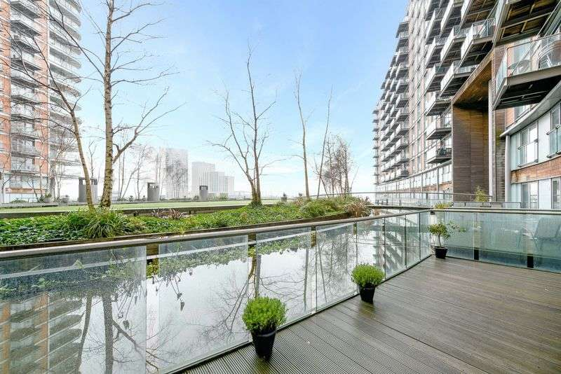 2 Bedrooms Flat for sale in Fairmont Avenue, London