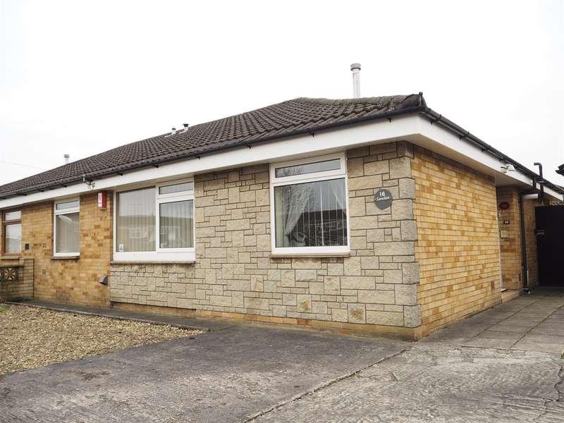 3 Bedrooms Semi Detached Bungalow for sale in Pontfaen Road, Newport