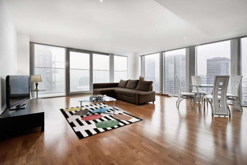 3 Bedrooms Apartment Flat for sale in Landmark, Canary Wharf, E14