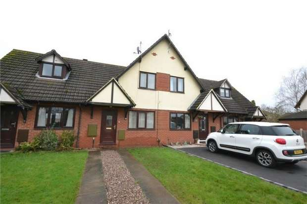 1 Bedroom Terraced House for sale in The Larches, NEWPORT, Shropshire