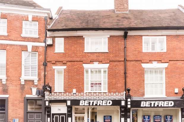 2 Bedrooms Flat for sale in Tamworth Street, Lichfield, Staffordshire