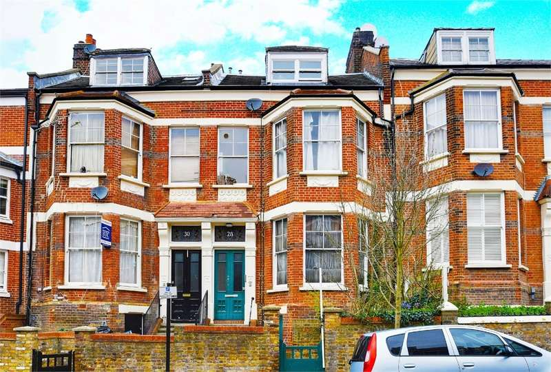 2 Bedrooms Flat for sale in Hornsey Rise Gardens, Crouch End Borders, London