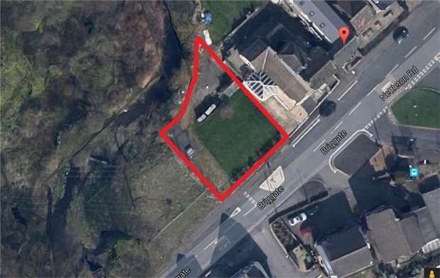 Land Commercial for sale in Building Plot at Briggate, Dalton, HUDDERSFIELD, West Yorkshire