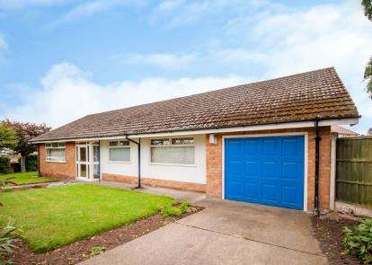 3 Bedrooms Bungalow for sale in West Bank Wynd, Mansfield, Nottinghamshire
