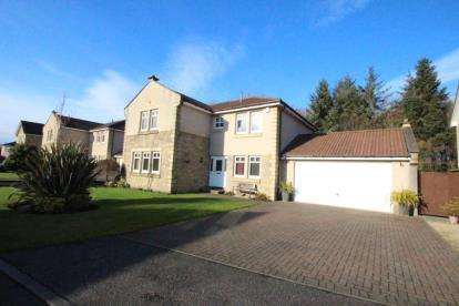 4 Bedrooms Detached House for sale in Stanley Gardens, Glenrothes