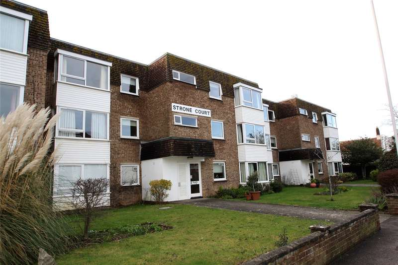 2 Bedrooms Apartment Flat for sale in Strone Court, Wallace Avenue, West Worthing, BN11
