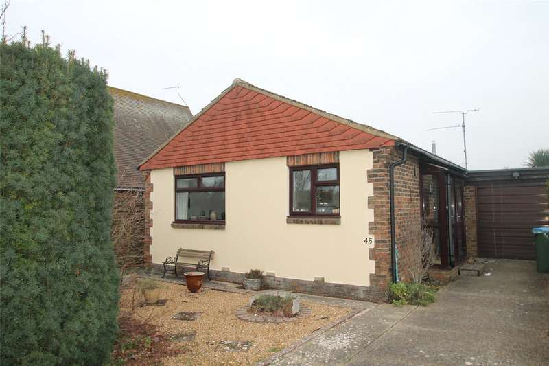 2 Bedrooms Detached Bungalow for sale in Vermont Drive,, East Preston, West Sussex, BN16