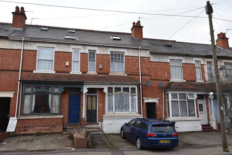 4 Bedrooms Terraced House for sale in Springfield Road, Moseley