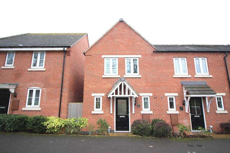 3 Bedrooms Town House for sale in Danbury Place, Humberstone