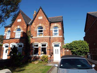 3 Bedrooms Semi Detached House for sale in Old Mill Lane, Formby, Liverpool, Merseyside, L37