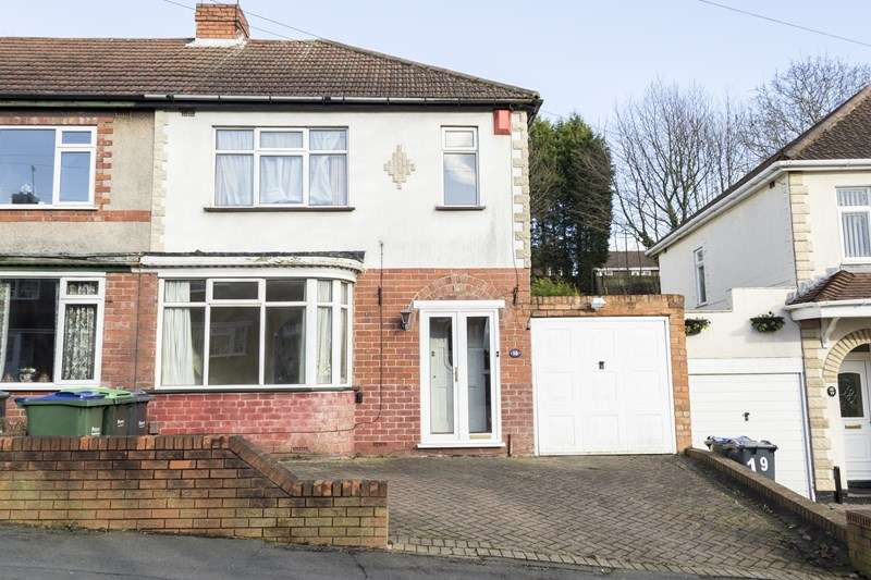 3 Bedrooms End Of Terrace House for sale in Blackberry Lane, Rowley Regis