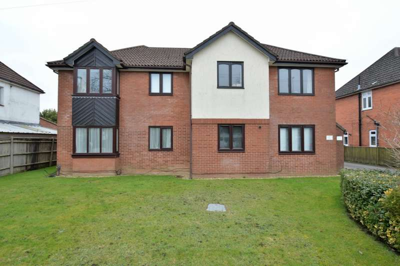 1 Bedroom Flat for sale in Romsey Road, Southampton