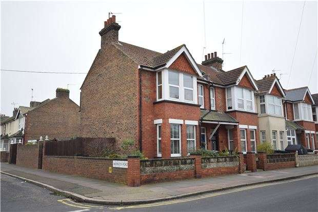 1 Bedroom Flat for sale in Channel View Road, EASTBOURNE