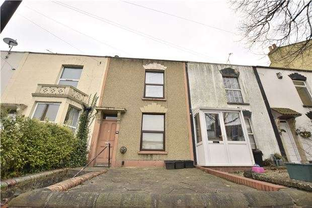2 Bedrooms Terraced House for sale in Clouds Hill Road, St George, BS5 7LQ