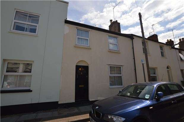 3 Bedrooms Terraced House for sale in Sherborne Street, CHELTENHAM, Gloucestershire, GL52 2JY