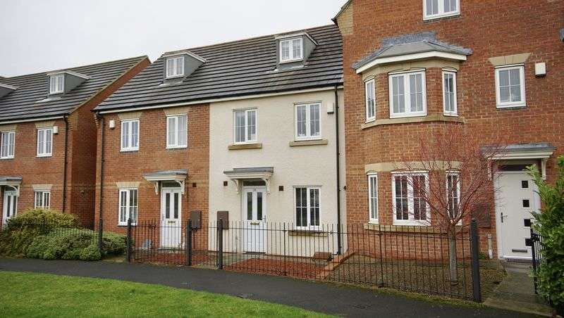3 Bedrooms House for sale in MAYBURY VILLAS Longbenton
