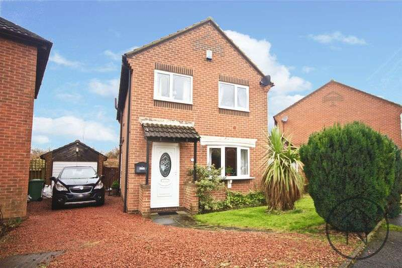 4 Bedrooms Detached House for sale in Weare Grove, Stockton-On-Tees