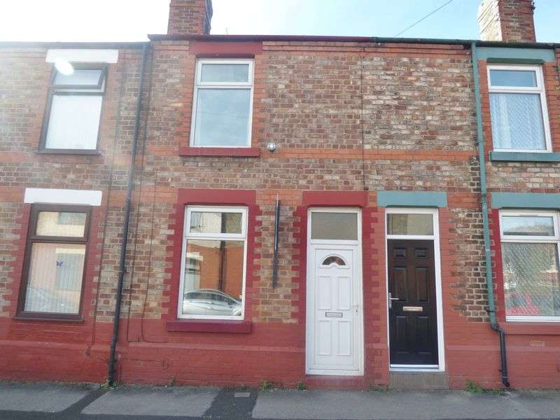 2 Bedrooms Terraced House for sale in Synge Street, Warrington