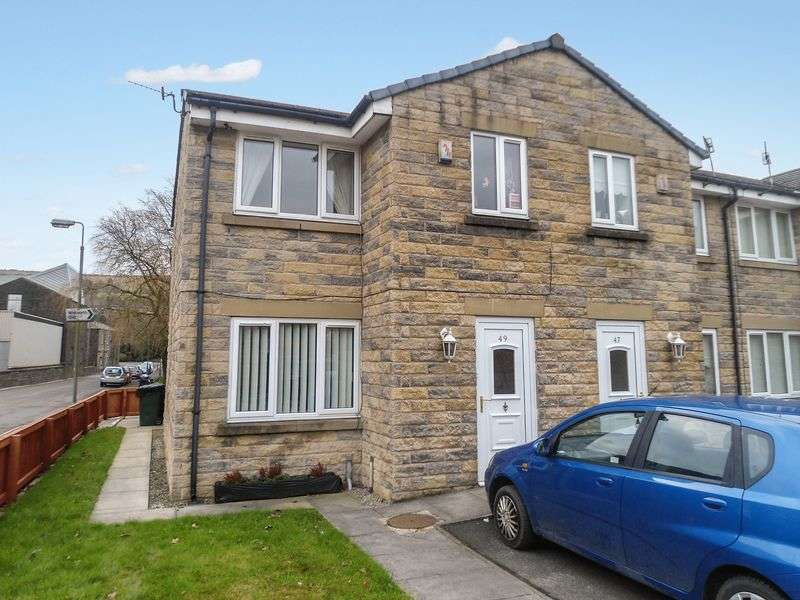 3 Bedrooms Terraced House for sale in 49 Rawstron Street, Whitworth, Rochdale, OL12 8BA