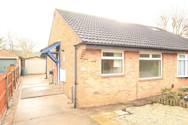 2 Bedrooms Semi Detached Bungalow for sale in Fairoaks Longwell Green Bristol
