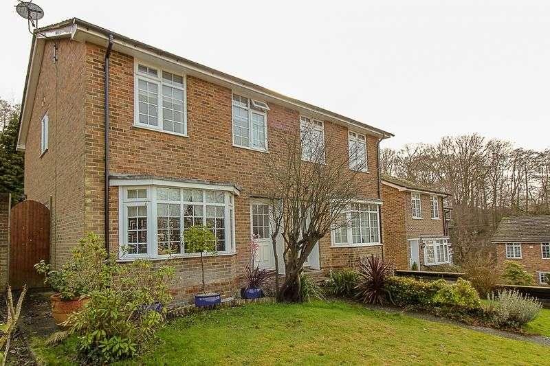 3 Bedrooms Semi Detached House for sale in Parkwood Close, Tunbridge Wells