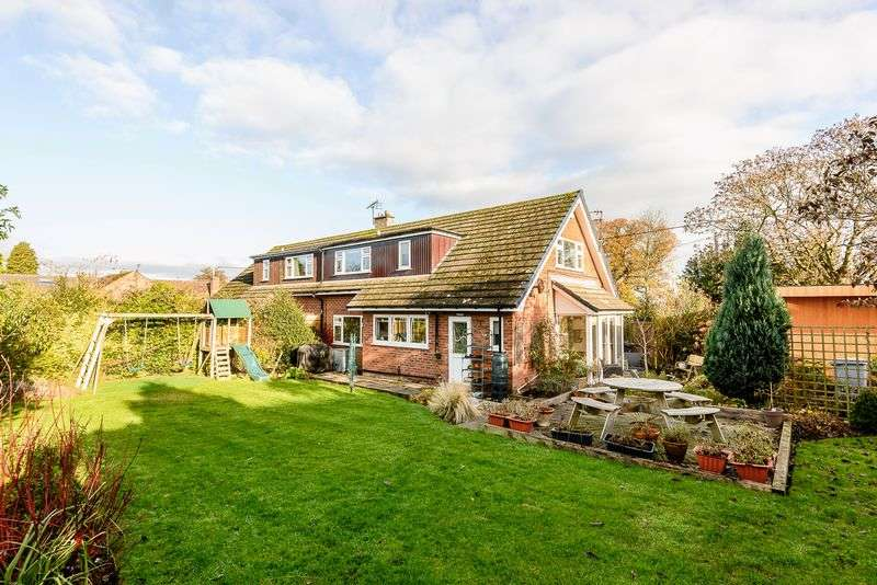 3 Bedrooms Semi Detached House for sale in Bunbury, Nr Tarporley