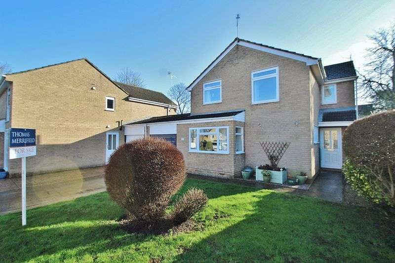 4 Bedrooms Detached House for sale in CHESTNUT CLOSE, WITNEY OX28 1PD