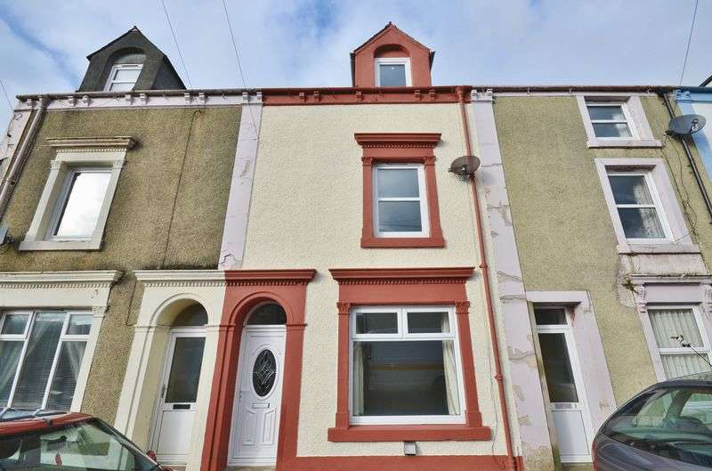 3 Bedrooms Terraced House for sale in Earl Street, Cleator Moor