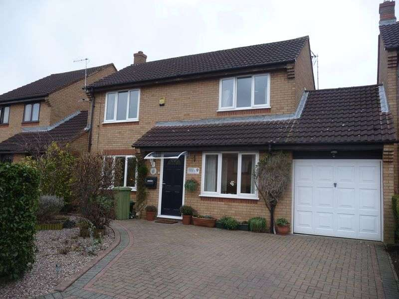 3 Bedrooms Detached House for sale in Culmstock Close, Milton Keynes