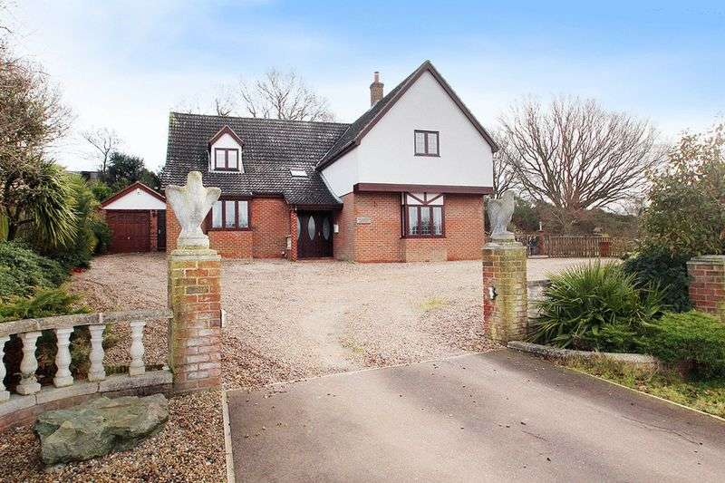 4 Bedrooms Detached House for sale in The Ridings, Poringland, Norwich