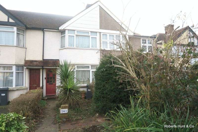 2 Bedrooms Terraced House for sale in FELTHAM
