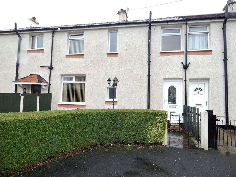 3 Bedrooms Terraced House for sale in Lynn Place, Ribbleton, Preston