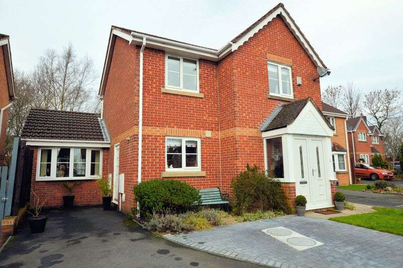 3 Bedrooms Detached House for sale in Sycamore Drive, Manchester