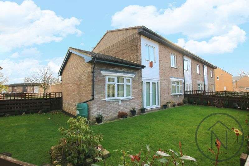 3 Bedrooms Terraced House for sale in Greenlee Garth, Newton Aycliffe