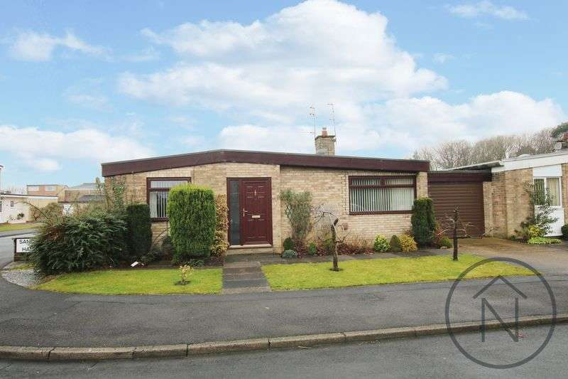 2 Bedrooms Bungalow for sale in Sanderson Close, Newton Aycliffe