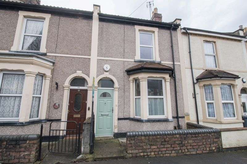 2 Bedrooms Terraced House for sale in Barton Hill, Bristol