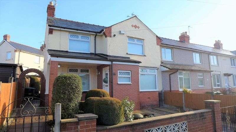 3 Bedrooms House for sale in Glen Avon, Wrexham
