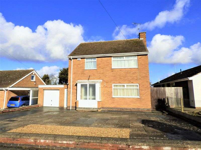 3 Bedrooms Detached House for sale in Veteran Close, Northampton
