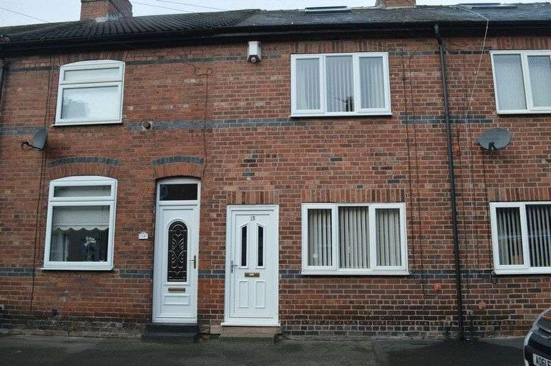 2 Bedrooms Terraced House for sale in Ramsden Street, Castleford
