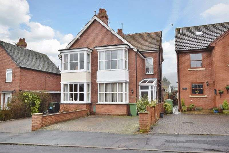 3 Bedrooms Semi Detached House for sale in Weston Grove, Ross-On-Wye