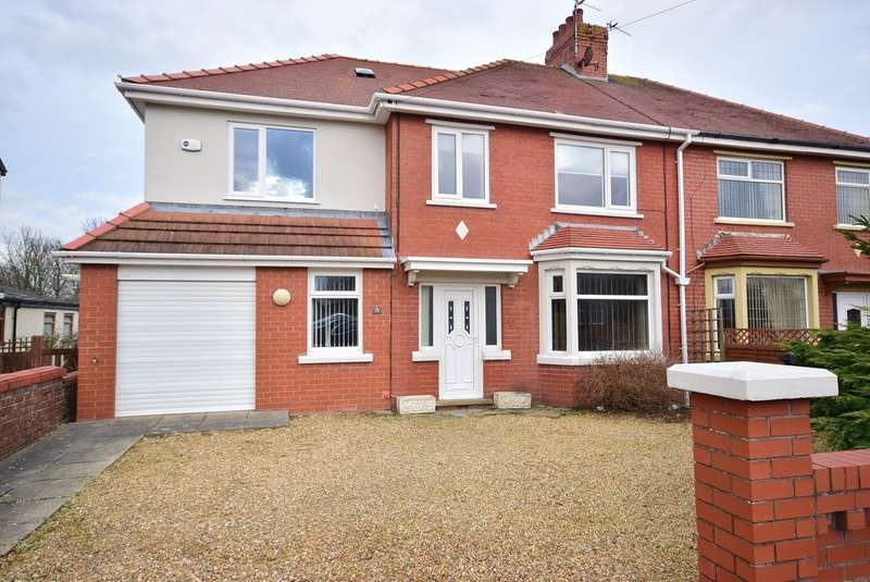5 Bedrooms Semi Detached House for sale in Heyhouses Lane, Lytham St Annes, FY8